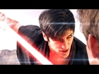 Star Wars with Lens Flares!