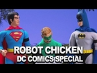 Robot Chicken DC Comics Special Trailer