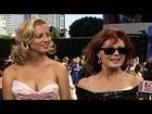 Emmys 2010: Susan Sarandon & Daughter Eva Amurri