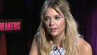 Ashley Benson Remembers 'Nerve-Racking' 'Spring Breakers' Sex Scene