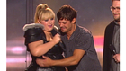Host Rebel Wilson Takes Home The Award For Breakthrough Performance For 'Pitch Perfect'