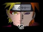 LUTA MITICA ESPECIAL #02: Naruto Vs Pain Luta Épica, Revanche do Pain?