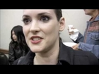 Winona Ryder talks Litquake, Lawrence Ferlinghetti and City Lights