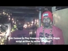 Nick Cannon is about to play Freeway Rick Ross in a CLASSIC - Script by Writer of