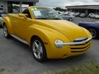 CHEVROLET SSR BRIGHT YELLOW FOR SALE MARYLAND LOW MILE EXAMPLE