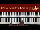 YOU ARE LORD OF ALL by BLW Choir (easy piano tutorial lesson)