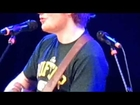 Ed Sheeran Concert Denver 2/5/13 Pictures + Wake Me Up