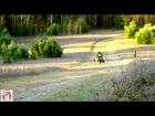 2012 Dirty Dog Dryland Derby Part II 4 Dog Rig Race