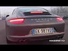 2012 Porsche 991 Carrera S Loud Exhaust Revving!