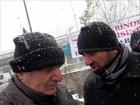 Topkapı şişe-cam işçilerine lokmacı baba'dan destek ziyareti. 08.01.2013
