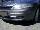 DRL Renault Laguna - Światła dzienne Led.