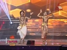Sonu and Vishnu Classical Dance in Asianet Television Award 2013