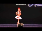 Mackenzie Ziegler- Dance Doctor Solo- Dance Moms Nationals