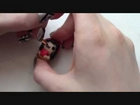 Polymer Clay Princess of Hearts Chibi Charm Tutorial