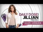 10 Questions with Suze Orman⎢Daily Dose With Jillian Michaels | Everyday Health