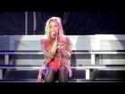 Demi Lovato Fix a Heart Live (Talks about Joe Jonas?)