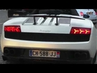 Lamborghini Gallardo LP570-4 Performante : START UP & Hard REVS !!!