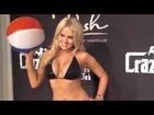 Playboy Playmate Anna Sophia Berglund Hosts Bikini Beach House Vegas 2012
