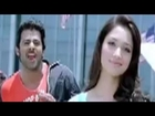 prabhas terrific dance moves - rebel movie songs trailer - prabhas tamanna deeksha seth