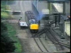Train Crash Test @ 160km/h (99.4 Miles) into 50 tonne Metal Block
