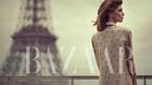 Kristina Salinovic by Benjamin Kanarek for Harper's Bazaar