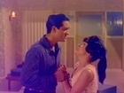 Hamari Aakhri Raat Hai - Mala Sinha, Joy Mukherjee - Epic Romantic Scene - Hum Saya