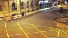 CCTV shows hit-and-run in Manchester