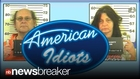 AMERICAN IDIOTS: Couple Stab Each Other Over American Idol
