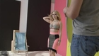 Behind-the-Scenes at AnnaSophia Robb's Cover Shoot
