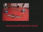 Hockey Dryland Drill - Passing - On Bosu Ball