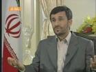 Le Président Iranien Mahmoud Ahmadinejad