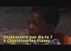 Shakespeare que dis-tu ? à Chanteloup-les-Vignes