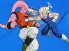 Vegeta vs Super Buu