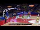 Regular Season Game 5 MVP Sammy Mejia from Cholet Basket