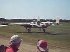 B-25 Mitchell à Cerny/La Ferté-Alais 2010