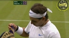 Rafael Nadal vs Ryan Sweeting R2 WIMBLEDON 2011 [Hot Shots by Courtyman]