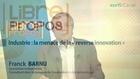 Xerfi Canal Franck Barnu Industrie : la menace de la « reverse innovation »